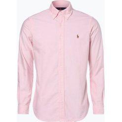 Koszule męskie na spinki: Polo Ralph Lauren – Koszula męska, różowy