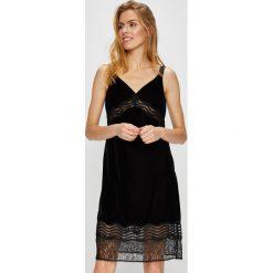 Pinko - Sukienka. Szare sukienki koronkowe marki Pinko, na co dzień, casualowe, mini, proste. Za 1099,00 zł.