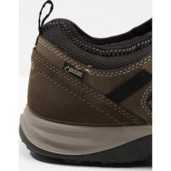 Ecco ESPINHO Obuwie hikingowe brown. Brązowe buty trekkingowe męskie ecco, z materiału, outdoorowe. Za 599,00 zł.