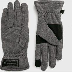 Dakine - Rękawiczki. Szare rękawiczki męskie Dakine, z dzianiny. W wyprzedaży za 99,90 zł.
