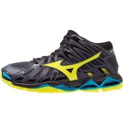 Mizuno WAVE TORNADO X2 MID Obuwie do siatkówki ombre blue/safety yellow/hawaiian ocean. Niebieskie buty do siatkówki męskie marki Mizuno, z gumy, mizuno wave. Za 669,00 zł.