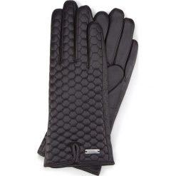 Rękawiczki damskie 39-6-574-1. Czarne rękawiczki damskie Wittchen. Za 99,00 zł.
