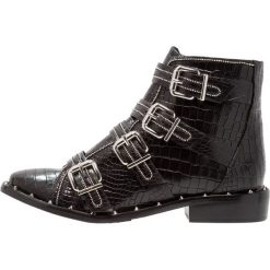 Botki damskie lity: Schutz Ankle boot black