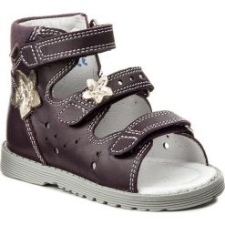 Sandały dziewczęce: Sandały BARTEK – 81805-3/0FK Fioletowy