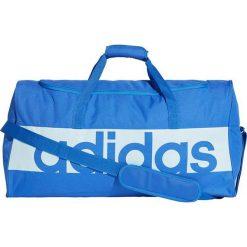 Torby podróżne: Adidas Torba sportowa Lin Per TB L niebieska (CF3456)