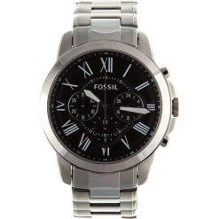 Zegarek FOSSIL - Grant FS4736IE  Silver/Steel. Różowe zegarki męskie marki Fossil, szklane. Za 589,00 zł.