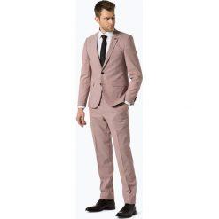 Finshley & Harding London - Garnitur męski – Lucas Grant IB, różowy. Czerwone garnitury Finshley & Harding London. Za 499,95 zł.
