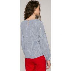 Haily's - Bluzka Julie. Szare bluzki damskie Haily's, l, z poliesteru, casualowe, z okrągłym kołnierzem. W wyprzedaży za 69,90 zł.