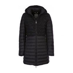 Geox Płaszcz Damski Xs Czarny. Czarne płaszcze damskie marki Geox, xs. W wyprzedaży za 509,00 zł.