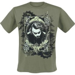 T-shirty męskie: The Joker Joker Card T-Shirt oliwkowy