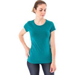 MARTES Koszulka Hi-Tec LADY EBENE niebieska r. L. Niebieskie topy sportowe damskie marki MARTES, l. Za 25,20 zł.