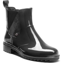 Kalosze RIEKER - P8162-45 Grau Kombi. Czarne buty zimowe damskie marki Lemon Jelly, z gumy. Za 199,00 zł.
