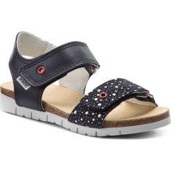 Sandały dziewczęce: Sandały BARTEK – 36183/05R Niebiesko Biały
