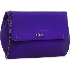 Torebka NOBO - NBAG-F1010-C014 Fioletowy. Fioletowe torebki klasyczne damskie Nobo, ze skóry ekologicznej. W wyprzedaży za 99,00 zł.