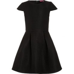 Sukienki dziewczęce: Derhy CERISE RELIEF Sukienka koktajlowa noir