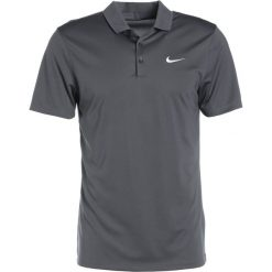 Koszulki sportowe męskie: Nike Golf VICTORY Koszulka sportowa dark grey/white