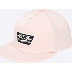 Vans - Czapka. Szare czapki z daszkiem damskie Vans, z nylonu. Za 169,90 zł.