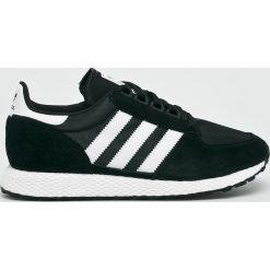 Adidas Originals - Buty Forest Grove. Szare buty skate męskie adidas Originals, z materiału, na sznurówki. W wyprzedaży za 279,90 zł.