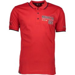 """Koszulki polo: Koszulka polo """"Tremont II"""" w kolorze czerwonym"""