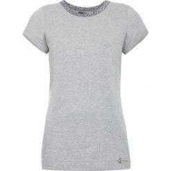 Bluzka. Szare bluzki asymetryczne Simple, melanż. Za 99,90 zł.