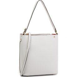 Torebka CREOLE - K10512  Biały. Białe torebki klasyczne damskie Creole, ze skóry. W wyprzedaży za 209,00 zł.