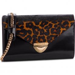 Torebka GUESS - HWMIPH L8417  LTI. Czarne torebki klasyczne damskie marki Guess, z aplikacjami, ze skóry. Za 729,00 zł.