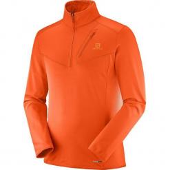 Salomon Bluza Męska Discovery Hz M Scarlet Ibis M. Czerwone bluzy męskie marki KALENJI, m, z elastanu, z długim rękawem, długie. Za 299,00 zł.