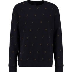 Bejsbolówki męskie: Scotch & Soda CREWNECK WITH MINI ALLOVER PATT Bluza combo