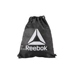 Plecaki Reebok Sport  Torba  Drawstring. Czarne plecaki męskie Reebok Sport. Za 49,95 zł.
