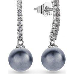 Kolczyki damskie: Zjawiskowe Kolczyki Srebrne – srebro 925, Cyrkonia…