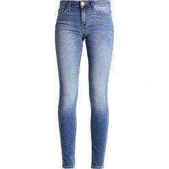 Lee JODEE  Jeans Skinny Fit dusk blue. Niebieskie jeansy damskie marki Lee, z bawełny. W wyprzedaży za 377,10 zł.