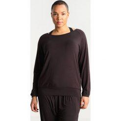 Bluzki damskie: YOGA CURVES Bluzka z długim rękawem chocolate