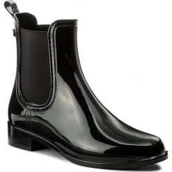 Kalosze ALDO - Brilasen 53311136 98. Czarne buty zimowe damskie ALDO, z materiału. W wyprzedaży za 189,00 zł.