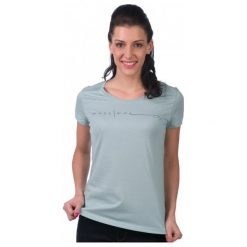 Odzież damska: Mustang T-Shirt Damski S Zielony