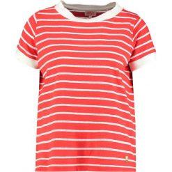 T-shirty damskie: Armor lux Tshirt z nadrukiem brasier/blanche