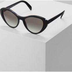 Prada Okulary przeciwsłoneczne black. Czarne okulary przeciwsłoneczne damskie aviatory Prada. Za 769,00 zł.