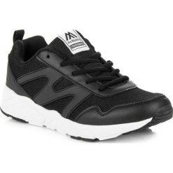MĘSKIE OBUWIE SPORTOWE - czarny. Czarne buty skate męskie AX BOXING. Za 69,90 zł.