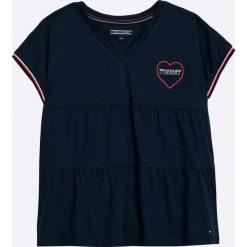 Bluzki dziewczęce: Tommy Hilfiger – Top dziecięcy 122-176 cm