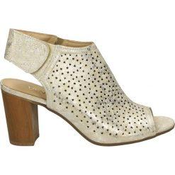 Sandały damskie: Sandały - 1176-01 NA BE