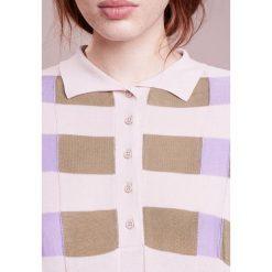 Bluzki asymetryczne: 81hours Studio Koszulka polo olive