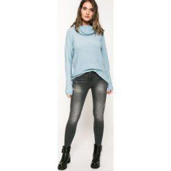 Medicine - Jeansy Back to Nature. Szare jeansy damskie MEDICINE, z bawełny. W wyprzedaży za 59,90 zł.