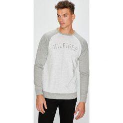 Tommy Hilfiger - Bluza. Szare bluzy męskie rozpinane TOMMY HILFIGER, m, z bawełny, bez kaptura. W wyprzedaży za 259,90 zł.