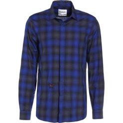 Koszule męskie na spinki: Essentiel Antwerp INSIGNIA SLIM FIT Koszula grey/blue