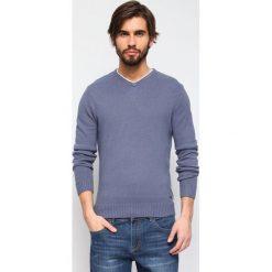 Swetry klasyczne męskie: SWETER DŁUGI RĘKAW MĘSKI