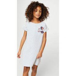 Odzież dziecięca: Mango Kids – Sukienka dziecięca Vegas 116-164 cm