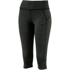 Puma Legginsy Nightcat 3 4 Tight W Gray Heather Xs. Brązowe legginsy damskie do biegania marki Puma, xs, z materiału. Za 165,00 zł.