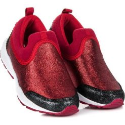Buciki niemowlęce: KYLIE Buty dziecięce Harmony czerwone r. 33