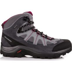 Buty trekkingowe damskie: Salomon Buty damskie Authentic LTR GTX Pearl Grey/Grey Denom/Mystic Purple r. 40 (373261)