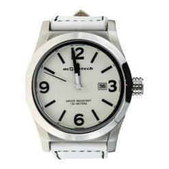 """Zegarki męskie: Zegarek """"ACQ002SS/BN/BN"""" w kolorze białym"""