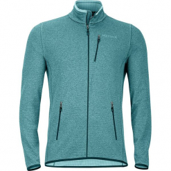 """Kurtka polarowa """"Preon"""" w kolorze turkusowym. Niebieskie kurtki męskie marki Marmot, m, z polaru. W wyprzedaży za 227,95 zł."""